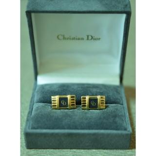 Christian Dior - Christian Dior クリスチャンディオール カフス 美品