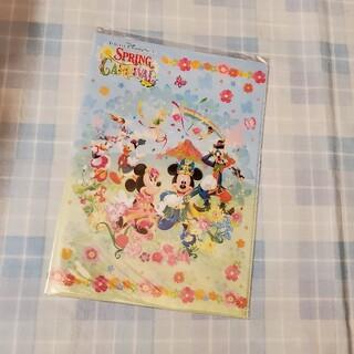ディズニー(Disney)のディズニーシー スプリングカーニバル クリアファイル(クリアファイル)