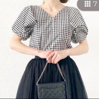 TSURU by Mariko Oikawa - 美品 ツルバイマリコオイカワ Minnie トップス