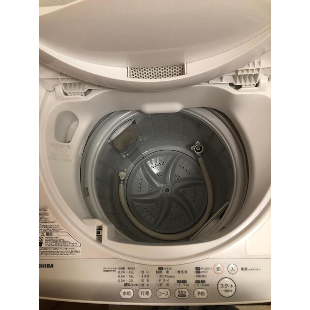 東芝(トウシバ)の洗濯機 東芝AW-43SM (無料配送エリア限定) スマホ/家電/カメラの生活家電(洗濯機)の商品写真