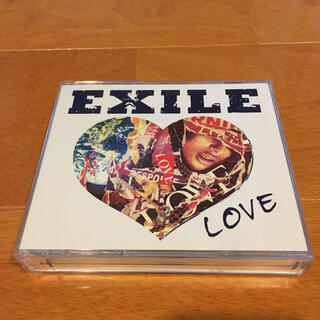 EXILE - EXILE LOVE  CD+DVD