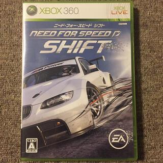 エックスボックス360(Xbox360)のニード・フォー・スピード シフト XBOX360(家庭用ゲームソフト)