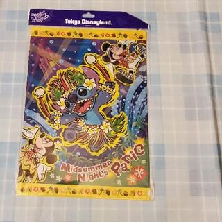 ディズニー(Disney)のディズニーランド ミッドサマーナイト・パニック クリアファイル(クリアファイル)