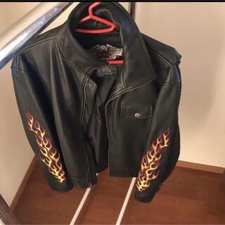 ハーレーダビッドソン(Harley Davidson)のHarley-Davidson ハーレー ライダースジャケット(装備/装具)