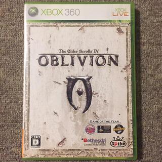 エックスボックス360(Xbox360)のザ エルダースクロールズ IV:オブリビオン XBOX360(家庭用ゲームソフト)