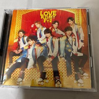 Kis-My-Ft2 - LOVE(初回盤A)