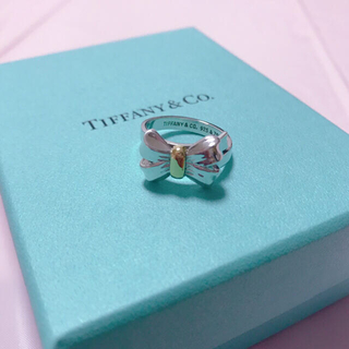 Tiffany & Co. - ティファニー🎀11号 リング