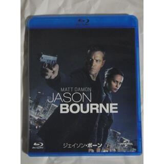 ジェイソンボーン Blu-ray(外国映画)
