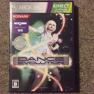 エックスボックス360(Xbox360)のDanceEvolution(ダンスエボリューション)XBOX360(家庭用ゲームソフト)