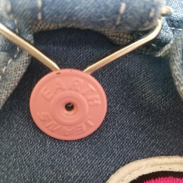 EARTHMAGIC(アースマジック)のEARTHMAGIC 130 120~履けます キッズ/ベビー/マタニティのキッズ服女の子用(90cm~)(スカート)の商品写真