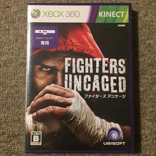 エックスボックス360(Xbox360)のファイターズ アンケージ XBOX360(家庭用ゲームソフト)
