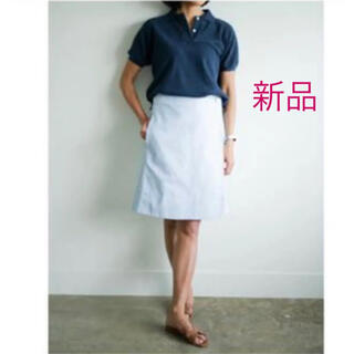 MADISONBLUE - 新品タグ付 MADISONBLUE  ポロシャツ ホワイト