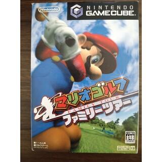 マリオゴルフ ファミリーツアー GAMECUBE(家庭用ゲームソフト)