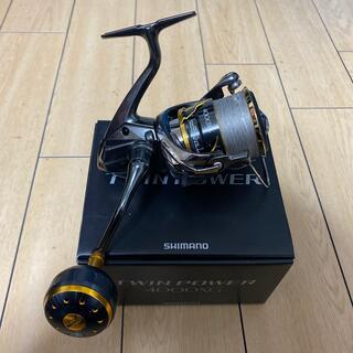 SHIMANO - シマノ ツインパワー4000XG
