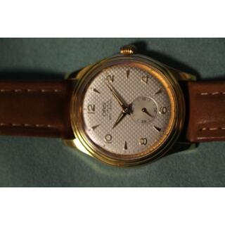 オリス(ORIS)のオリス セコンド7427-26希少品USED(腕時計(アナログ))