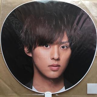 Kis-My-Ft2 - 藤ヶ谷太輔 MUSIC COLOSSEUM うちわ 2017年 未開封