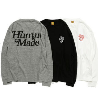 GDC - HUMAN MADE×Girls Don't Cry ロンT XL verdy