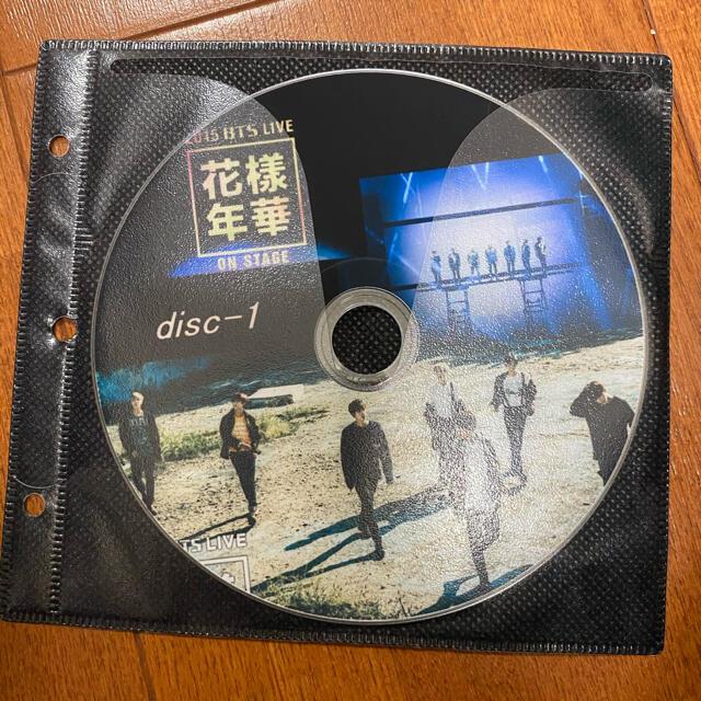 防弾少年団(BTS)(ボウダンショウネンダン)のBTS Live 花様年華 ON STAGE 韓流ショップ DVD 2枚組 エンタメ/ホビーのDVD/ブルーレイ(ミュージック)の商品写真