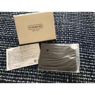 COACH - コーチ COACH 鏡 ノベルティ TOYOTA オリジナルカードミラー 非売品