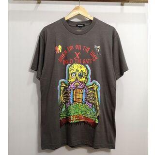 Kanye west yeezy season6 tentacion Tシャツ(Tシャツ/カットソー(半袖/袖なし))
