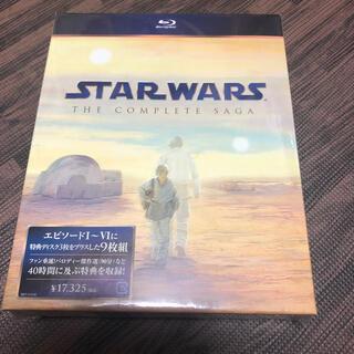 スター・ウォーズ コンプリート・サーガ ブルーレイBOX〔初回生産限定〕 DVD