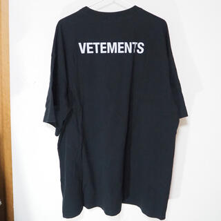 Balenciaga - Vetements Staff Tシャツ リフレクティブ