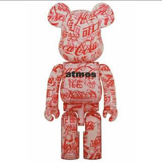 アトモス(atmos)のBE@RBRICK atmos × Coca-Cola 1000% CLEAR (その他)