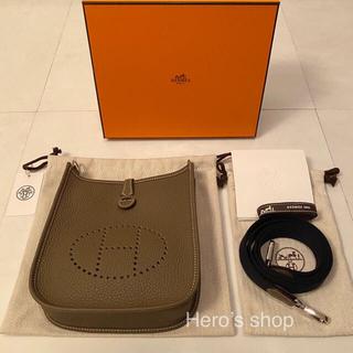 Hermes - 新品・国内直営店 Z刻印 エヴリン 16 TPM エトゥープ シルバー金具