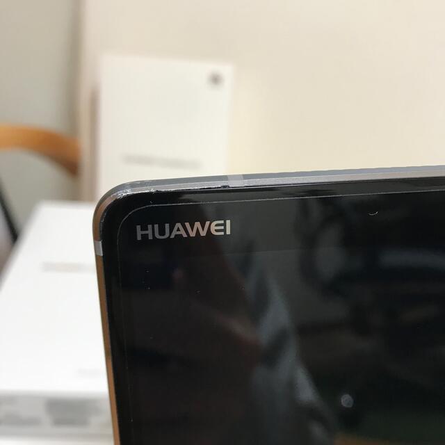 HUAWEI(ファーウェイ)の【コロ様専用】HUAWEI MediaPad M5 SIMフリー LTE スマホ/家電/カメラのPC/タブレット(タブレット)の商品写真