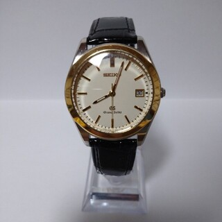 グランドセイコー(Grand Seiko)の【GrandSeiko】グランドセイコー 18KTベゼル(腕時計(アナログ))