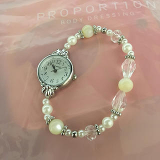 プロポーションボディドレッシング(PROPORTION BODY DRESSING)のproportionbodydressing 時計(腕時計)