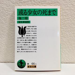 イワナミショテン(岩波書店)の或る少女の死まで 他二篇 改版(文学/小説)