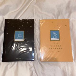 防弾少年団(BTS) - BTS winter package 2020 ダイアリー ユンギ ジミン