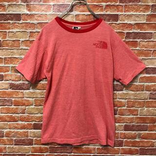 THE NORTH FACE - 【美品】ノースフェイス THE NORTH FACE 半袖tシャツ ピンク M