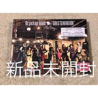 ショウジョジダイ(少女時代)の少女時代/Re:package GIRLS'GENERATION TheBoys(K-POP/アジア)