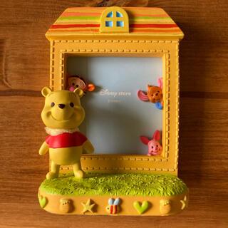 くまのプーさん - 未使用 プーさん フォトスタンド 写真立て 箱あり
