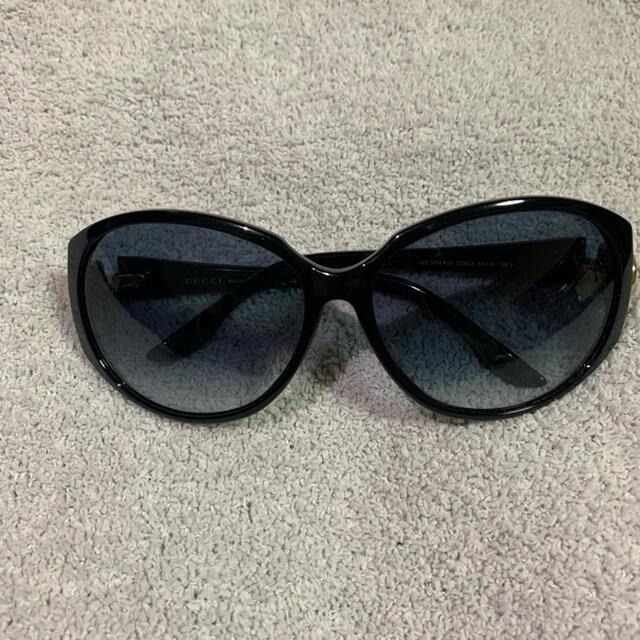Gucci(グッチ)のGUCCIサングラス レディースのファッション小物(サングラス/メガネ)の商品写真