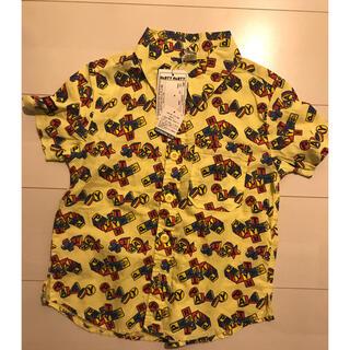 パーティーパーティー(PARTYPARTY)のPARTY PARTY タグ付きシャツ(Tシャツ/カットソー)