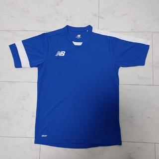 New Balance - サッカーゲームシャツ ニューバランス