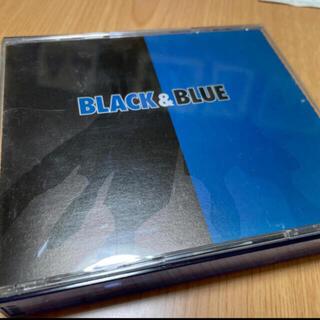 【美品】BACKSTREET BOYS BLACK & BLUE