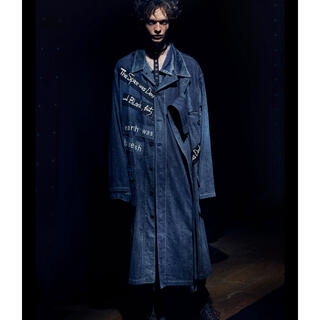 Yohji Yamamoto - yohji yamamoto 21ss Look21 デニムジャケット