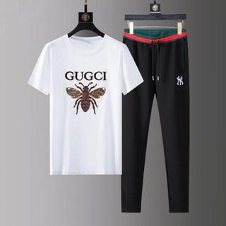 グッチ(Gucci)のGucci ジャージ 半袖上下セット  (その他)