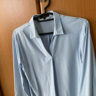 エムエフエディトリアル(m.f.editorial)の七分袖 ブラウスシャツ(シャツ/ブラウス(長袖/七分))