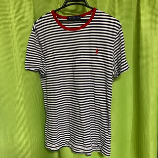 ポロラルフローレン(POLO RALPH LAUREN)のラルフローレン ボーダーTシャツ(Tシャツ/カットソー(半袖/袖なし))