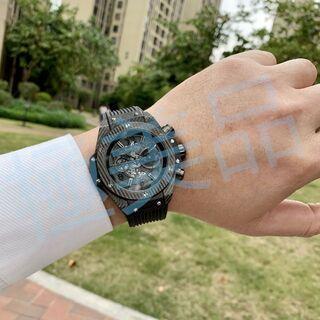 ウブロ(HUBLOT)の☆▲▼腕時計 ☆ 電池式▼▲☆(腕時計(アナログ))
