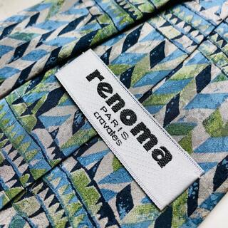 レノマ(RENOMA)の即購入OK!3本選んで1本無料!renoma レノマ ネクタイ 6014(ネクタイ)