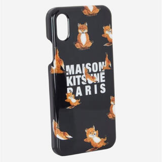 MAISON KITSUNE' - IPHONE CASE YOGA FOX