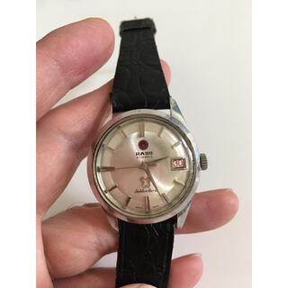 ラドー(RADO)のレア 希少 アンティーク ラドー 手巻き 57石 ゴールデンホース(腕時計(アナログ))