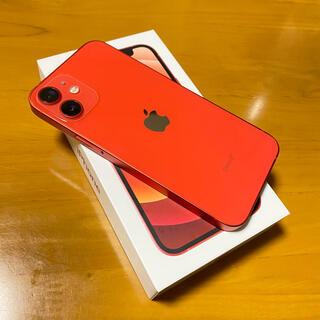 Apple - iPhone12mini 128GB レッド 本体 Apple版SIMフリー