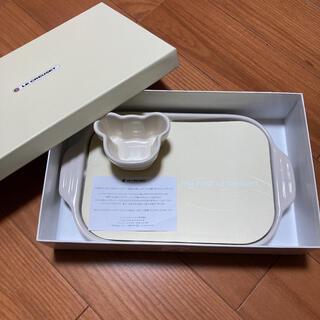 ルクルーゼ(LE CREUSET)のル・クルーゼ ベビー用食器(離乳食器セット)